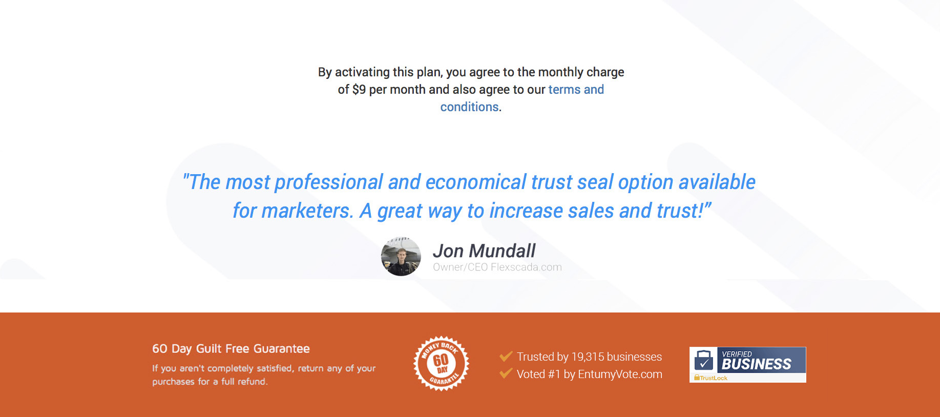 trust-badge-with-testimonial